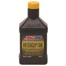 Interceptor Synthetic 2-Stroke Oil - 1 qt