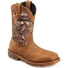 Men's Waterproof Western Boot