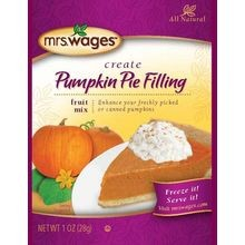 Pumpkin Pie Filling Mix