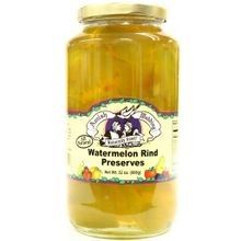 Watermelon Rind Preserves 32 oz