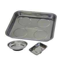 3Pc Magnetic Tray Set