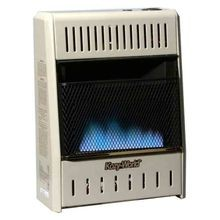 10,000 BTU Vent-Free Dual-Fuel Gas Wall Heater