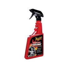 Hot Rows Chrome Wheel Cleaner, 24 oz
