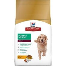 Chicken & Rice Perfect Weight Adult Dry Dog Food