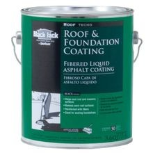 Roof and Foundation Coating, 3.6 qts