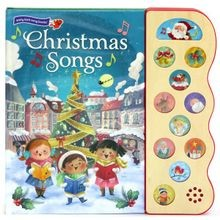 Christmas Songs 11 Buttons