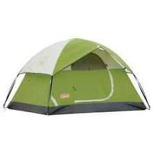 Two Person Sundome Style Tent