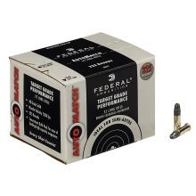 22 Long Rifle Lead Round Nose - 325 Rounds
