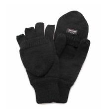 Men's Insulated Knit Flip Gloves