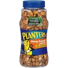Honey Dry Roasted Peanuts