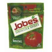Easy Gardener Jobeu0027s Fertilizer Spikes Tomato Fertilizer