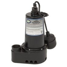 Effluent Cast Iron Sump Pump