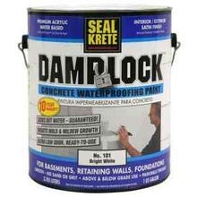 Damplock Concrete Waterproofing Paint