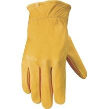 Ladies' Deerskin Flexible Grain Gloves