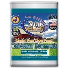 Grain Free Heartland Select Chicken Recipe Canned Dog Food, 13 oz