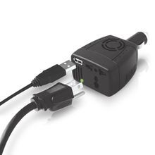 150 Watt 12 Volt AC/USB Power Converter