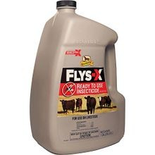 Flys-X for Livestock RTU Insecticide - 1 gal