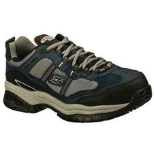 Men's Grinnell Composite Toe Soft Stride Relaxed Fit Work Shoe