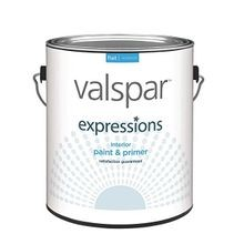 Expressions Interior Flat Pastel Paint 1 Gallon