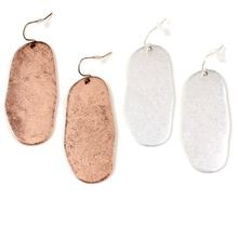 Silver Lake Earrings