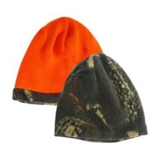 Men's Reversible Fleece Beanie