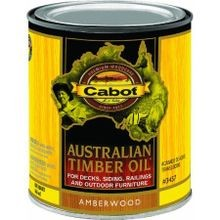 Cabot Premium Woodcare Australian Timber Oil