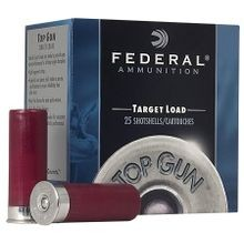 Premium Top Gun Target Shotshells 12 Gauge #7.5 Lead Shot