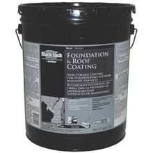 Foundation And Roof Coating
