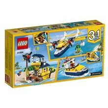 Creator Island Adventures Building Kit