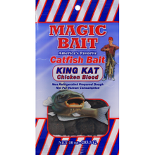 10 Oz Magic Bait King Kat Chicken Blood Catfish Bait