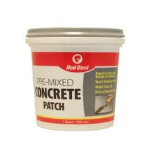 Premixed Concrete Patch Quart