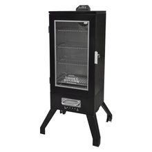 Black Digital Electric Smoker