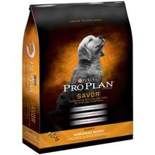 Pro Plan Savor Puppy Chicken & Rice Formula Dry Dog Food