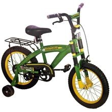 Toys 35016 Bicycle, Men's, > 4 Years Age, Green