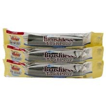 Breathless Brushless Toothpaste Chewable Dog Treats