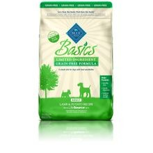 Basics Limited Ingredient Adult Dry Dog Food
