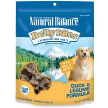 Duck & Legume Grain Free Belly Bites Dog Treats