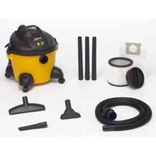 6 Gallon 3 HP Wet/Dry Vacuum