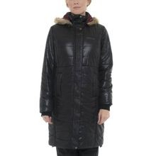 Ladies' Peacock Long Coat
