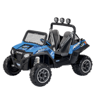 Polaris RZR 900 Blue 12V Ride-On Toy