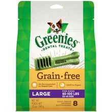 Grain Free Large Dog Dental Treats