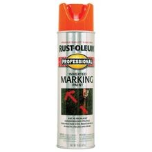 Inverted Marking Paint Spray