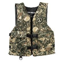 Youth Sportsman Como Life Vest with Pocket