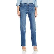 Ladies' Relaxed Fit Straight Leg Meridian Jean