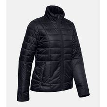 Ladies' Armour Insulated Black Jacket