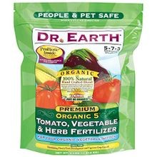 4 lb Tomato, Vegetable & Herb Fertilizer 4-6-3