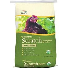 Organic Scratch Mixed Grains, 30 Lb
