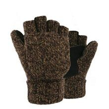 Men's Ragg Wool Glomitt