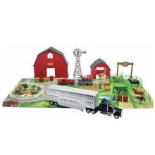 Country Life Kenworth W900 Semi Truck Trailer Ranch Play-set Assortment