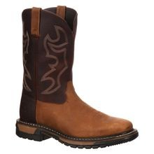Men's 11'' Original Ride Two-Tone Western Boots